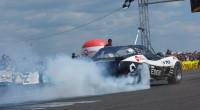burnout Corvette VTG